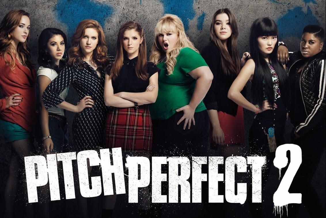 Pitch Perfect 2 German Poster
