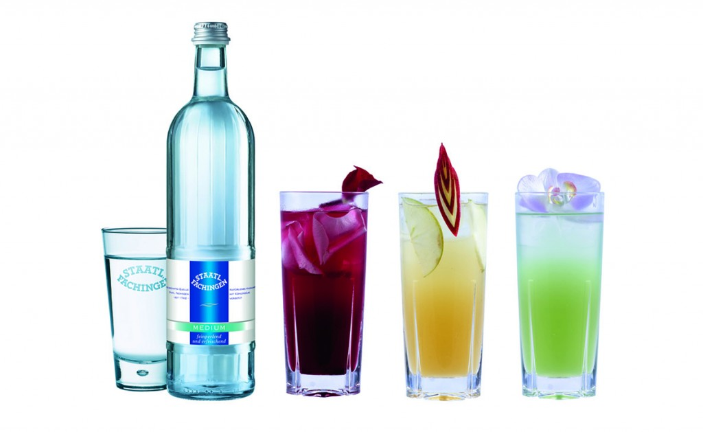 Wellnesscocktails_Staatl. Fachingen